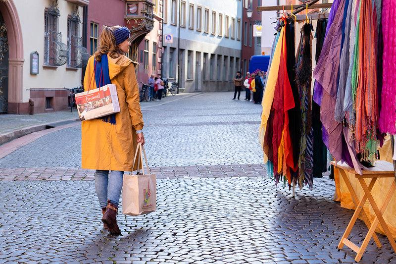Einkaufen in Freiburg │Shopping Tipps