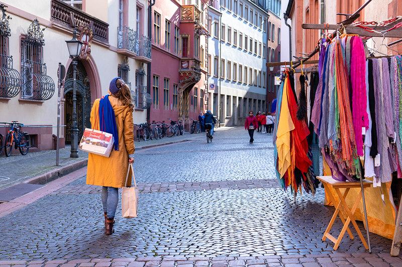 Einkaufen Offenburg
