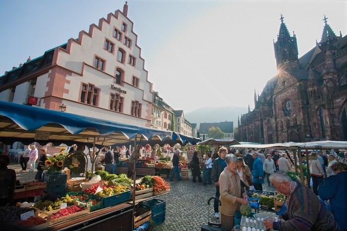 Markt De Kontakte Freiburg